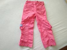 Zaujímavé tenšie nohavice, cherokee,98
