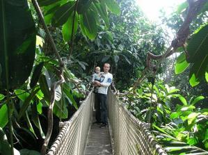 na výlete v Zoo v Lešnej