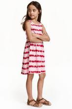 Skladom 92 jahôdkové šaty, h&m,92
