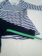Šaty s legínkami, f&f,80