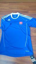 Športové tričko adidas -svk dres veľ.l, adidas,l