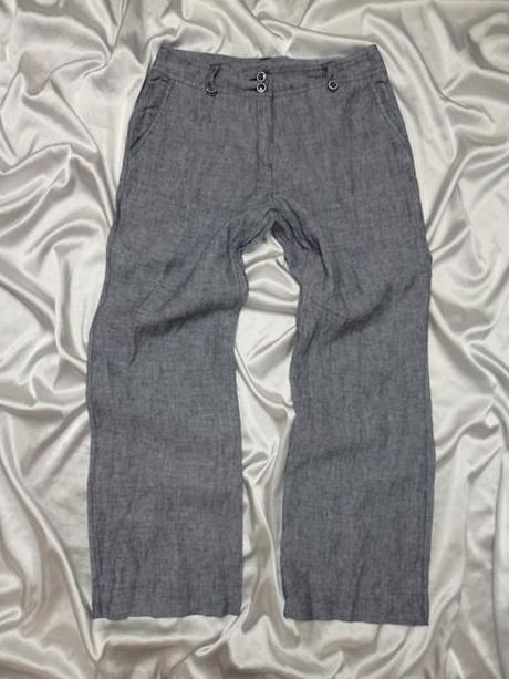 26368ff68 S. oliver ľanové nohavice, s.oliver,40 - 6,90 € od predávajúcej deluxa |  Detský bazár | ModryKonik.sk