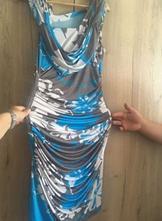 Šaty dámske, l / xl