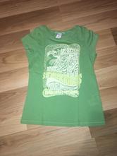 Dievčenské tričko zn. hm, h&m,140