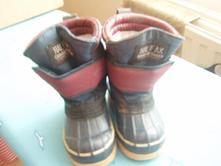 Tmavomodré zimné topánky zn. halifax, 25