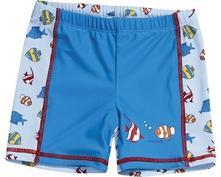 Playshoes chlapčenské plavky - šortky rybky, 74 - 140