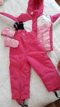 Súprava bunda +oteplovačky+rukavice, wedze,98