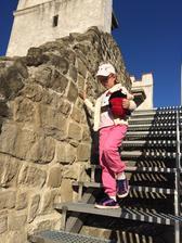 kamenné hradby