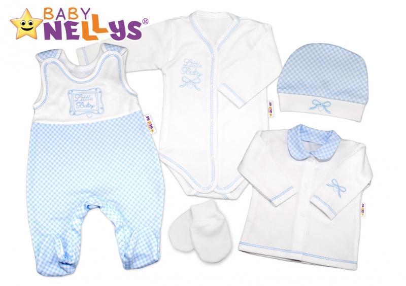 4bed3ff74b50 Súprava do pôrodnice bay nellys modrá