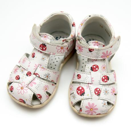 40e8e9904c06 Kožené sandálky ciciban veľ. 18