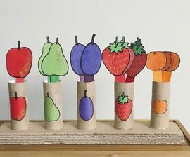 Triedenie ovocia 😉