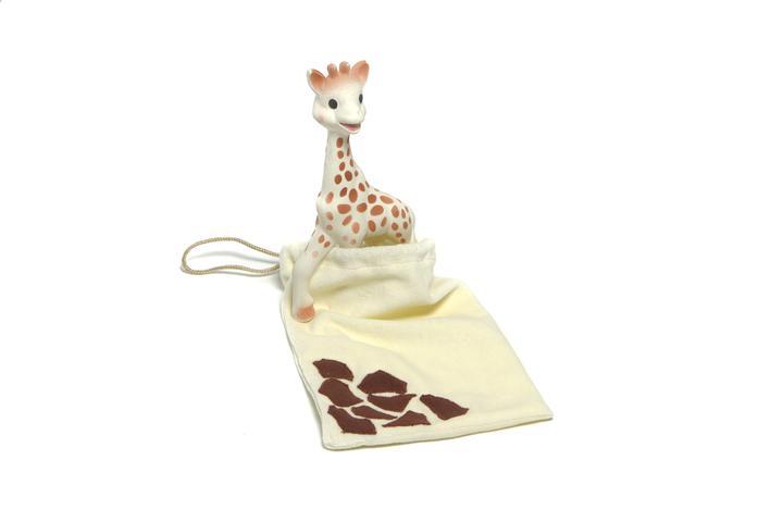 Žirafka je naša,tá nieje handmade :-D