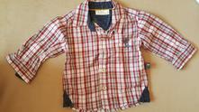 Chlapčenská košeľa baby 68, baby,68