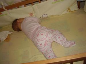A aj tu spím