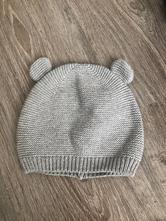 Detska čiapka s uškami h&m, h&m,74
