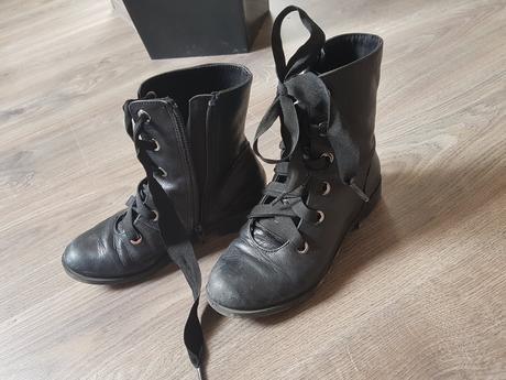 46378a4a48 Kotníkové topánky zara
