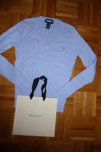 b30cb5c31318 Luxusny original gant sveter vel. m l