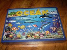 Náučná hra - oceán 4 logické hry,