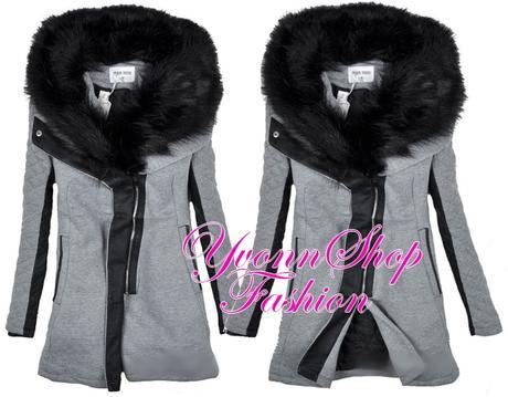 92d430a3d681 Luxusný dámsky flaušový kabát
