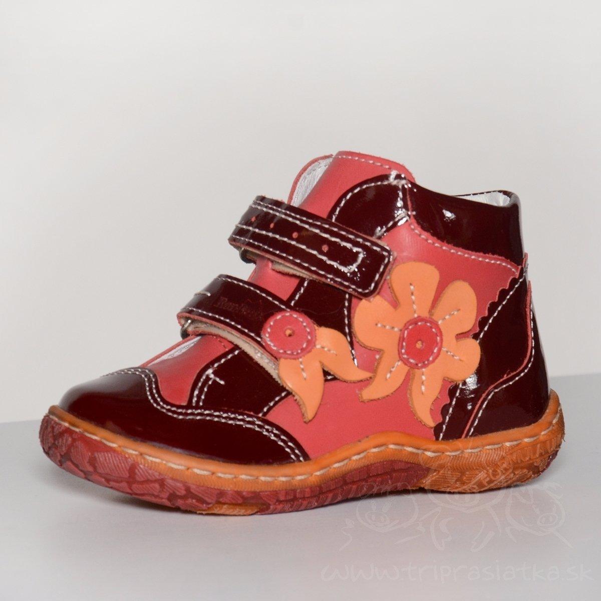 fd60fbe6c9c85 Kvalitné detské kožené topánočky s klenbou, ren but,23 / 24 - 28,60 € od  predávajúcej 3prasiatka_sk   Detský bazár   ModryKonik.sk