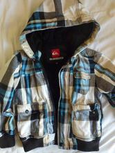 Prechodná bunda, quiksilver,128