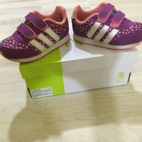 8c15dc0e3 Málo nosené dievčenské botasky zn. adidas , adidas,24 - 12 € od ...