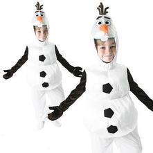 cf3c40092d59 Frozen karnevalový kostým snehuliak olaf - 5-6 rok