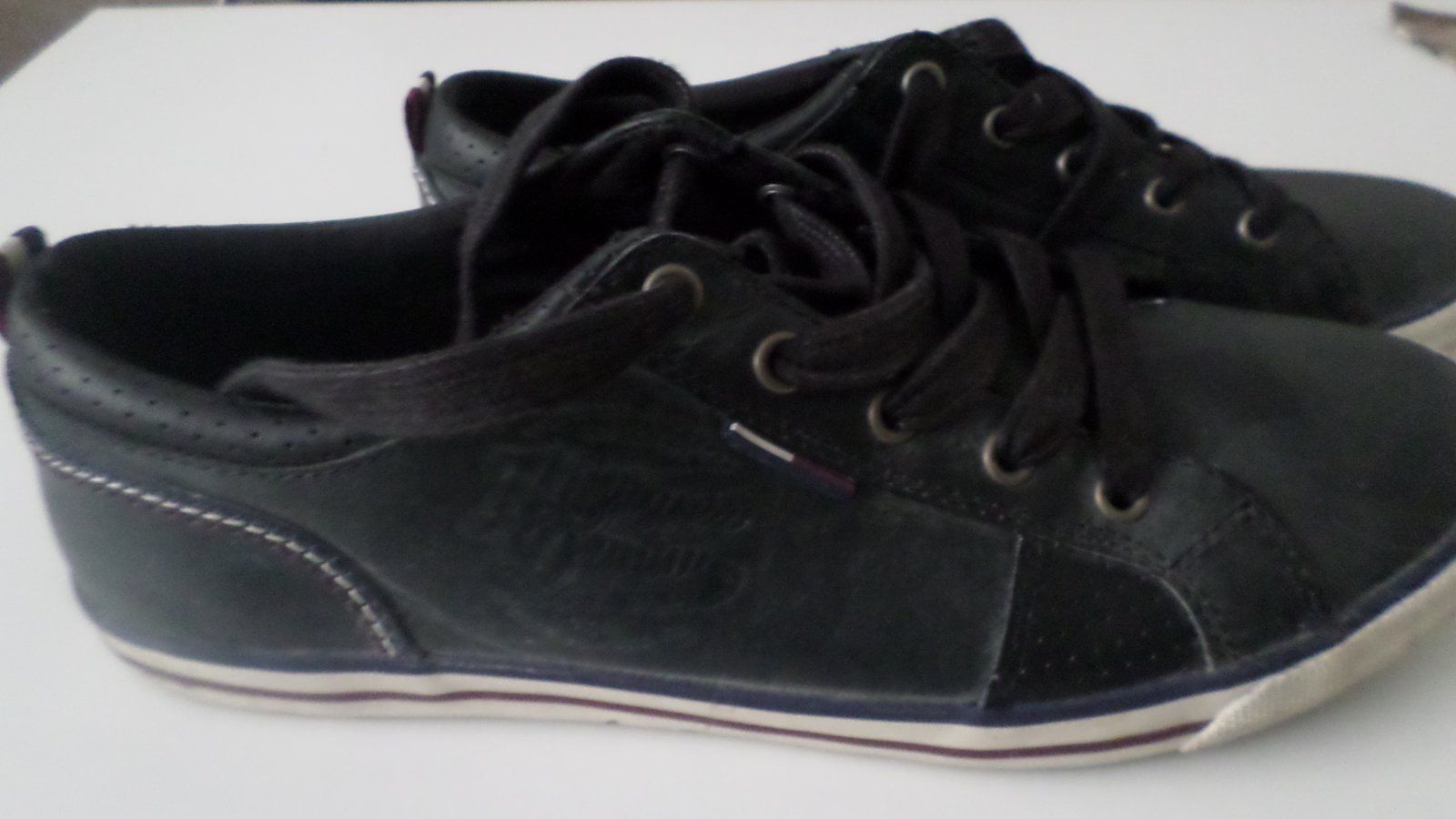 896a3cf32827 Pánske topánky tommy hilfiger