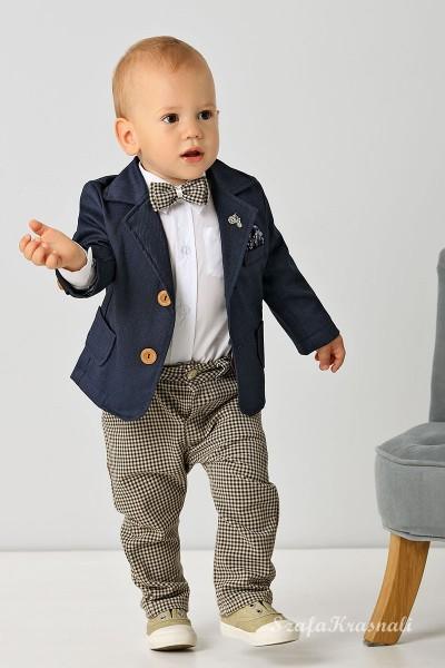 cdd9d59879a3 Slávnostný chlapčenský oblek