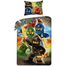 Posteľné obliečky lego ninjago, 140,200