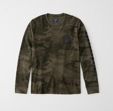 32ab28aab1f3d Abercrombie&fitch army tricko vel. m a l a xl, abercrombie&fitch,l ...