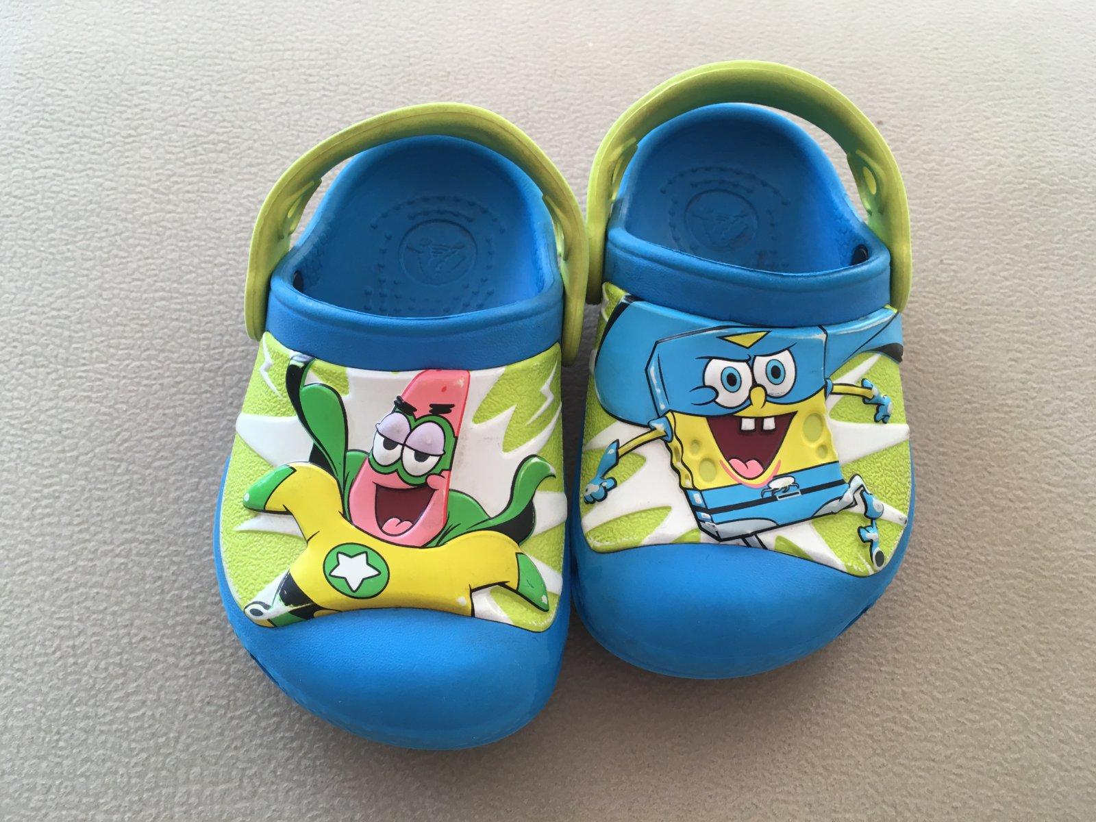 49b39223da359 Spongebob crocs jpg 1600x1200 Spongebob crocs