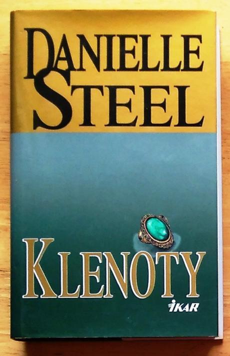 Klenoty , danielle steel ,