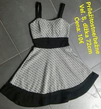 Šaty   Iná značka   Čiernobiela - Detský bazár  5c6a7d289a7