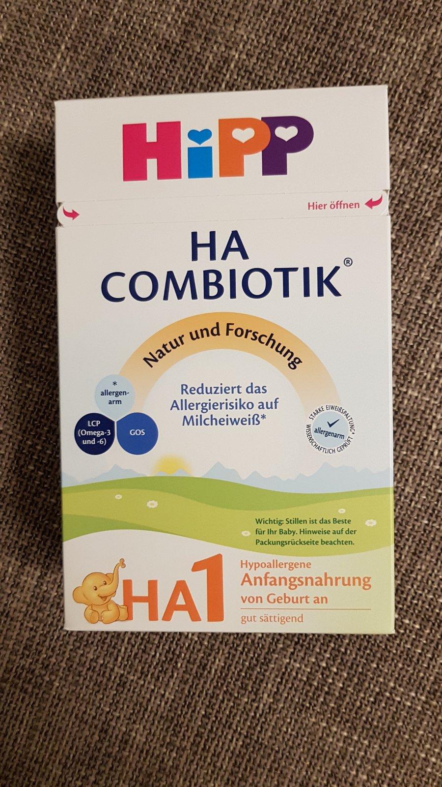 250cf7405 Umelé mlieko hipp, - 5 € od predávajúcej silvia1804 | Detský bazár |  ModryKonik.sk