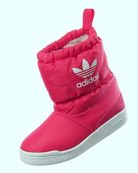 feb375681 Skvelé, teplučke detské čižmy adidas -originals, adidas,30 / 32 - 32 ...
