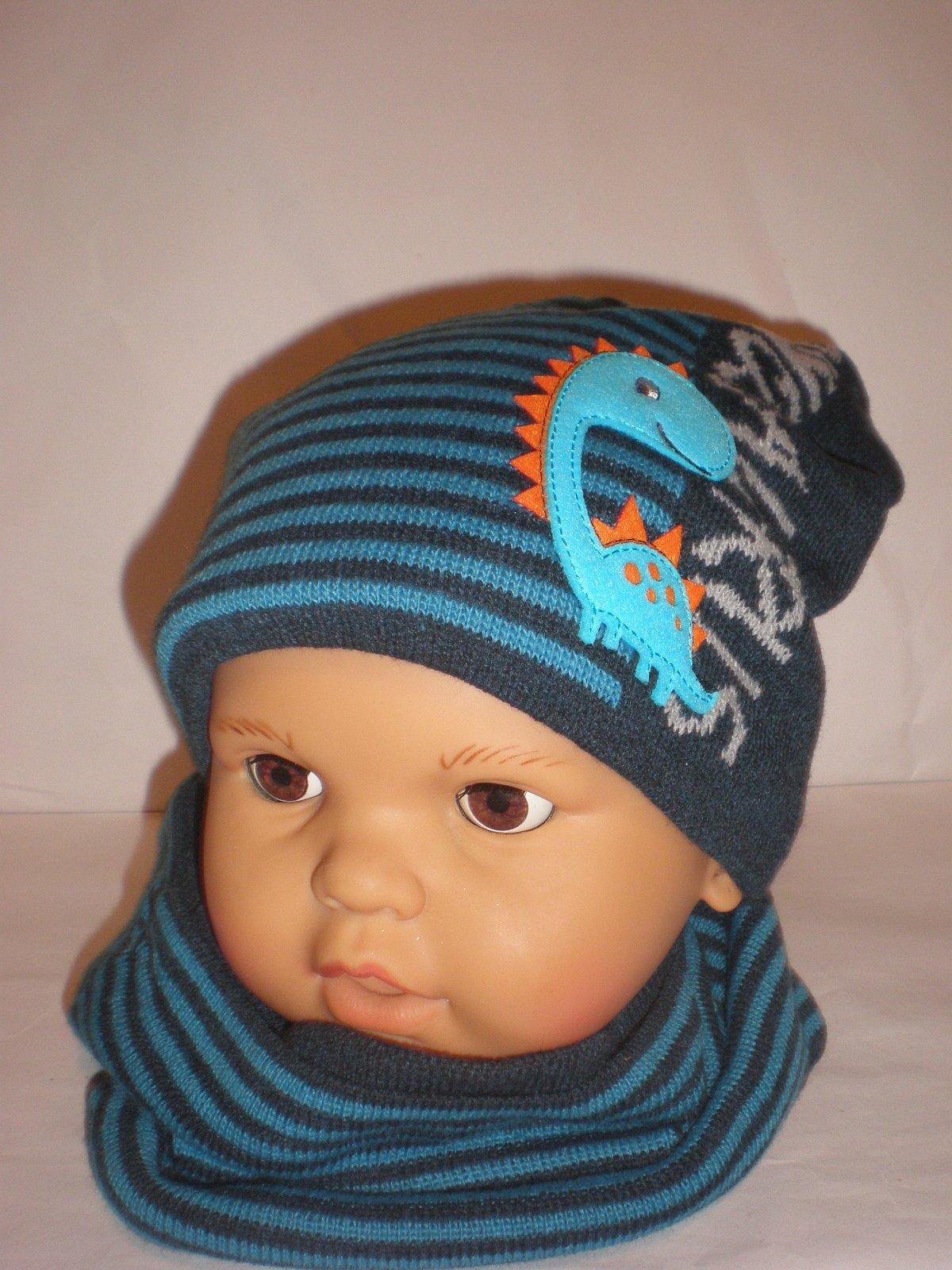 2654eb079 Predĺžená zimná čiapka s nákrčníkom, 98 / 104 - 10,90 € od predávajúcej  topciapocky | Detský bazár | ModryKonik.sk
