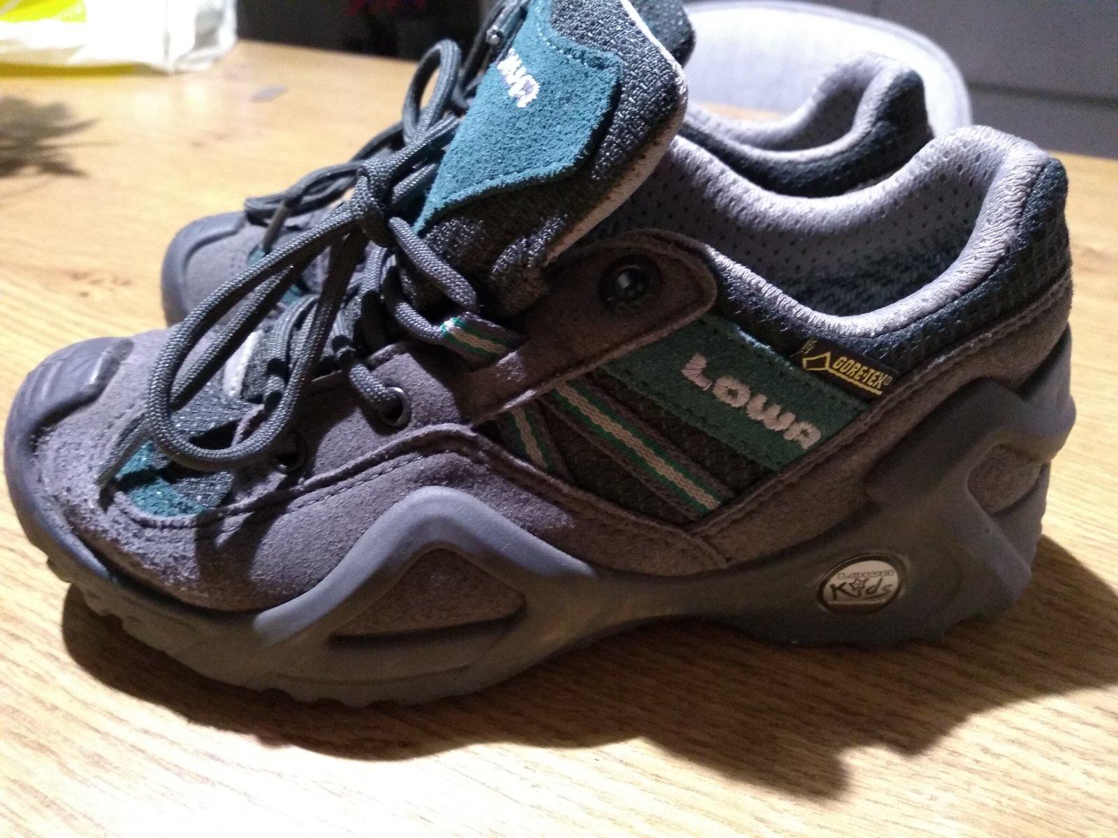 368ed5a7d Kvalitné topánky zn. lowa, 31 - 20 € od predávajúcej dominika372 | Detský  bazár | ModryKonik.sk