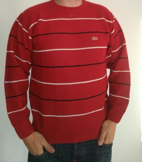 0c9eb9b8532dc Pánsky sveter lacoste, lacoste,xl - 9 € od predávajúcej nena7 ...