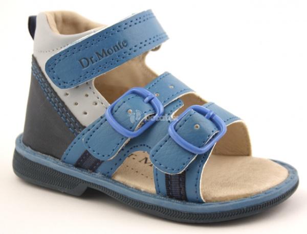 3e85241ee3c2 Detské sandálky Dr.Monte - Album používateľky botatex - Foto 1