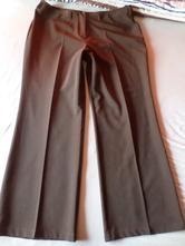 Čokoládovohnedé nohavice, 50