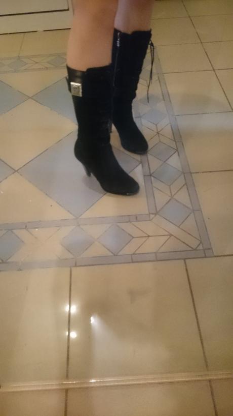 1c9d04bde50f Luxusné dámske čižmy z brúsenej kože