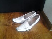 Kožené topánky , 39