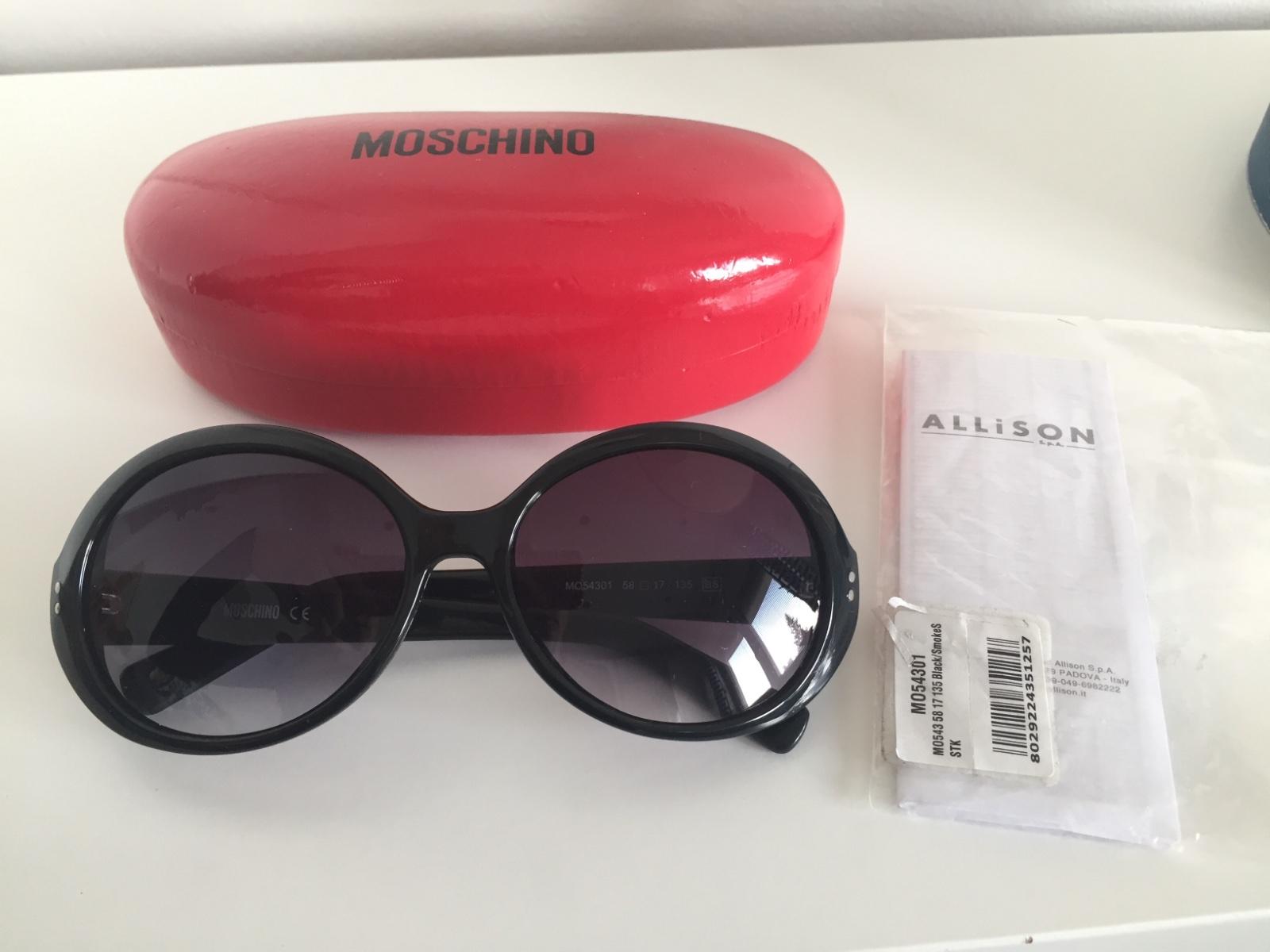 57aa99ae3 Moschino slnečné okuliare, - 15 € od predávajúcej moncs28 | Detský bazár |  ModryKonik.sk