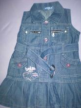 Detské šaty, cherokee,86