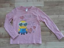 Dievčenské tričko c&a č.128, c&a,128