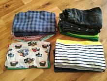 Balík oblečenia 98/104,