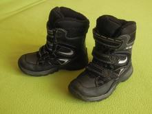 Topánky zimné, dei-tex,28
