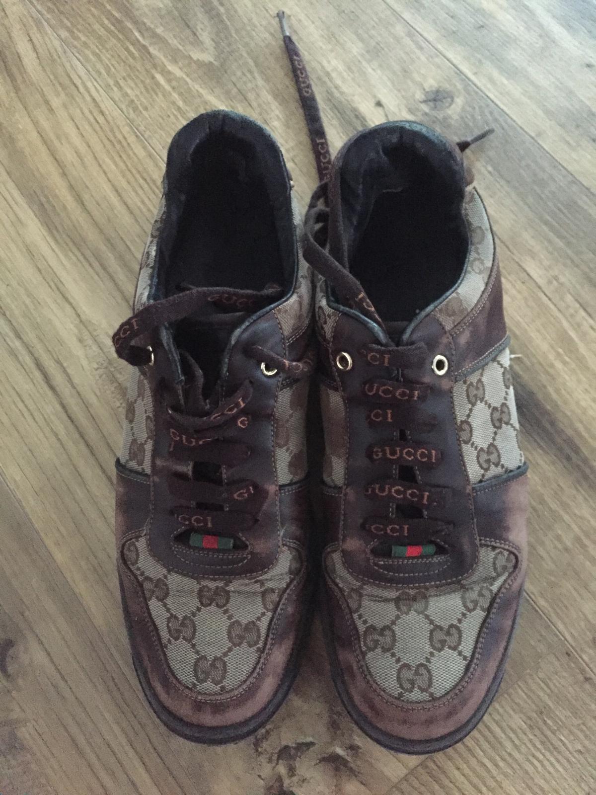 a9ba2da578c5 Kožené gucci topánky original