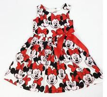 Šatky minnie mouse, 80 - 116